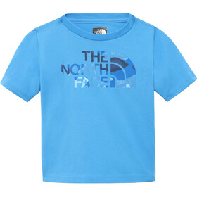 The North Face Easy T-shirt Spædbørn, clear lake blue